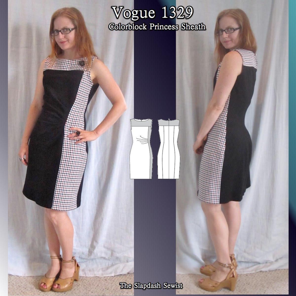 Vogue 1329 Thumbnail
