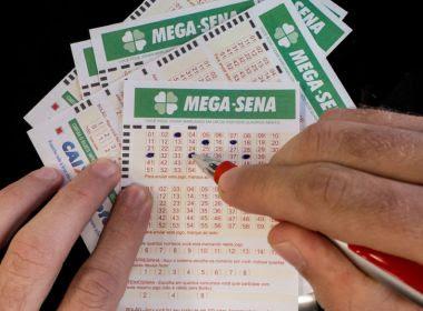 Aposta única leva prêmio de R$ 104,5 milhões da Mega-Sena