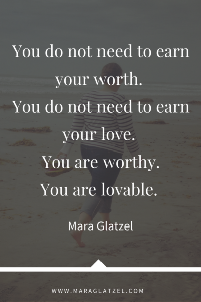 You Dont Owe Anything To Anyone Mara Glatzel Mara Glatzel
