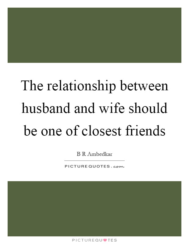 Husband Wife Relationship Quotes Sayings Husband Wife