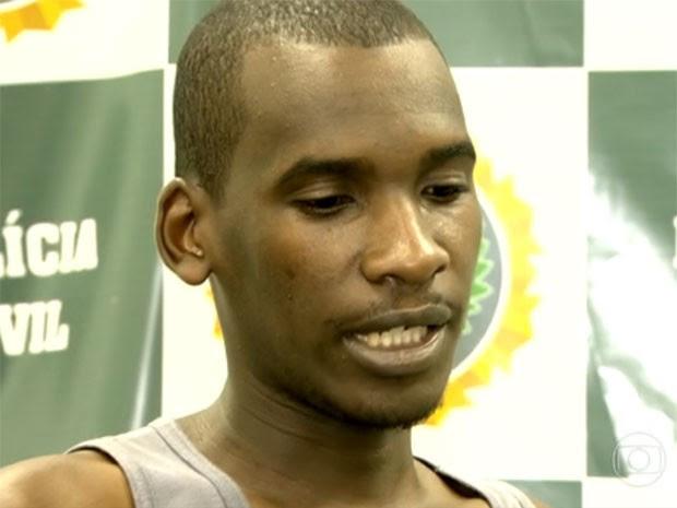 Sailson afirma não se arrepender dos crimes (Foto: Reprodução / TV Globo)