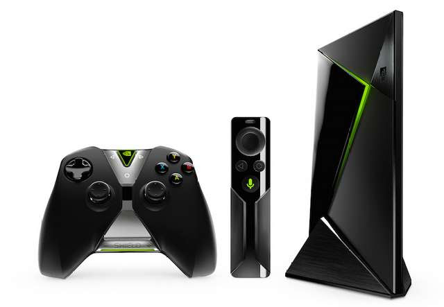 SHIELD Android TV 2015