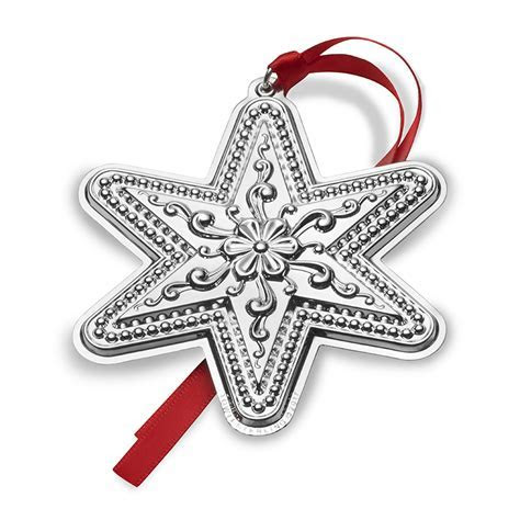 Silver Star Ornament 2017   Towle Silver Christmas