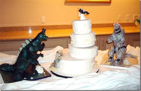 Okay, Who Invited Godzilla to Our Wedding?   Between the Pages