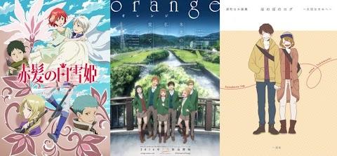 Best Romance Anime 2016