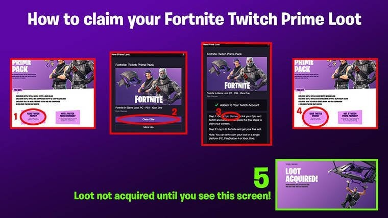 6 INFO HOW TO CLAIM YOUR TWITCH PRIME LOOT IN WARFRAME 2019