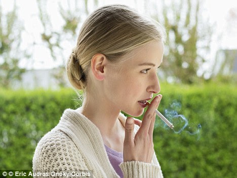 Researcher: Seventeen per cent of smokers surveyed got fewer than six hours of sleep each night and 28 per cent reported 'disturbed' sleep quality