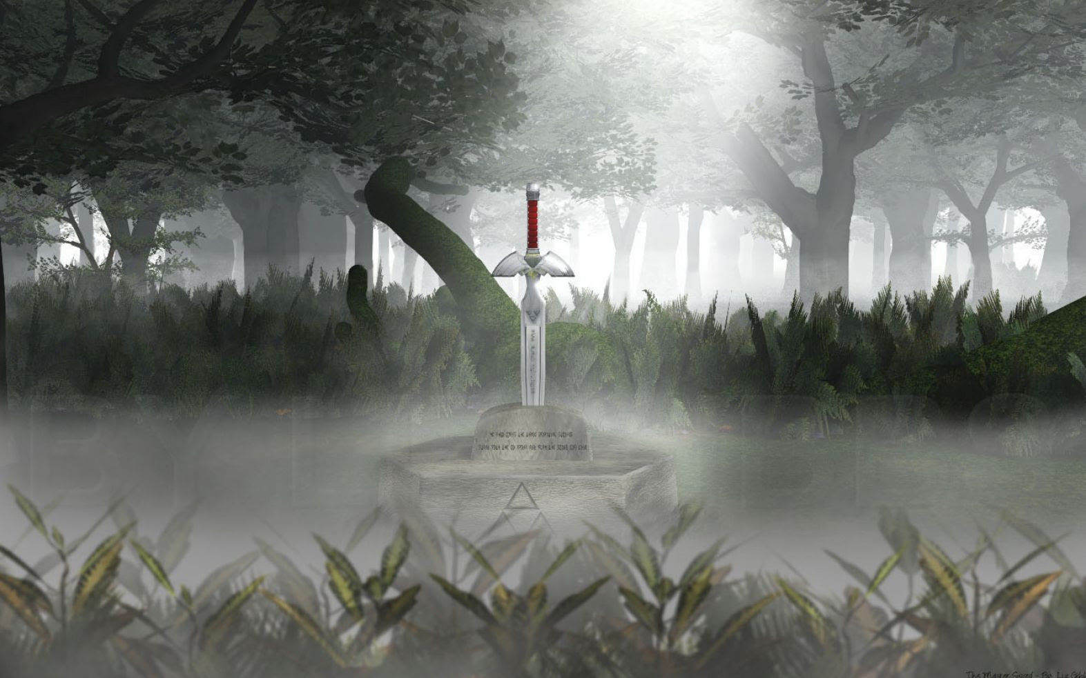 16 The Master Sword Wallpaper Pictures 3 1788 Three Stone