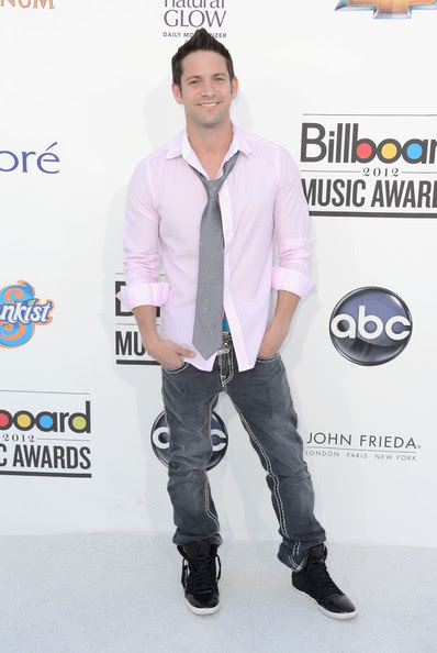 Jeff Timmons - 2012 Billboard Music Awards - Arrivals
