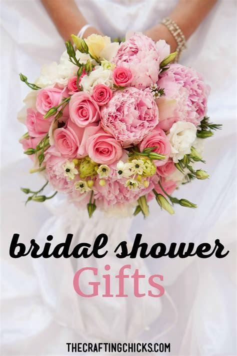 Best Bridal Shower Gifts   The Crafting Chicks