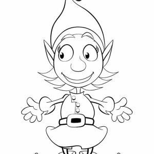 elf on shelf drawing at getdrawings  free download