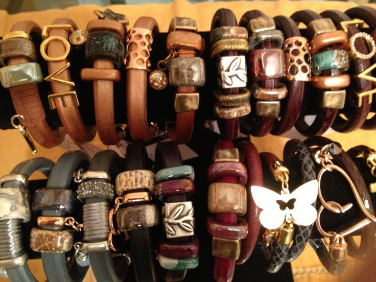 Greek regaliz bracelets
