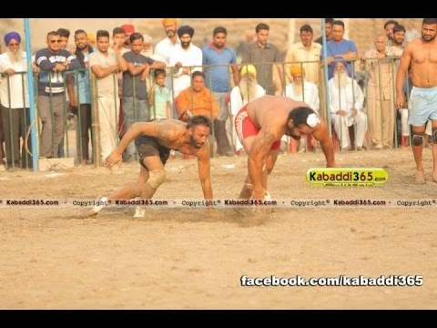 Sahri (Hoshiarpur) Kabaddi Tournament 14 Nov 2016