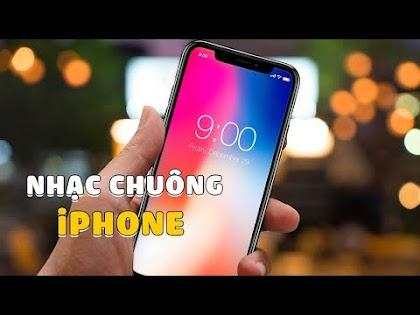 Hướng dẫn cài nhạc chuông cho điện thoại iPhone không cần Máy Tính