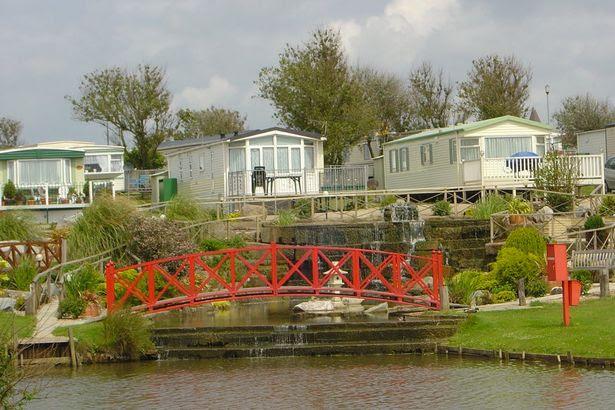 Tunstall Sand-Le-Mere Caravan Park UK