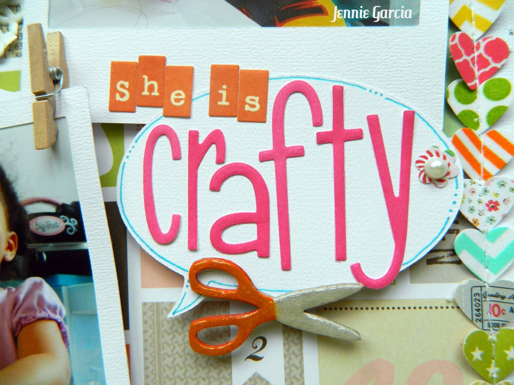 She Is Crafty2