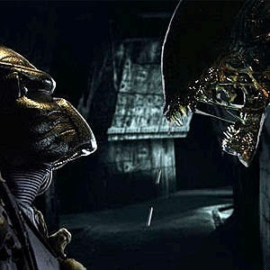 Alien vs Predator Faceoff