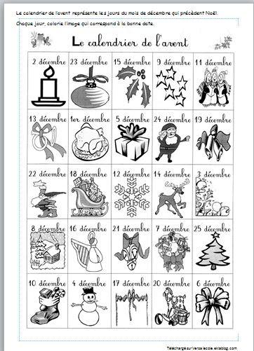 Kalendarz adwentowy 2 - Francuski przy kawie