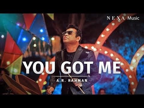 You Got Me Lyrics in spanish font AR Rahman, Nisa Shetty, Simetri, Protyay, Hriday Gattani
