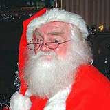 Father Christmas: overworked