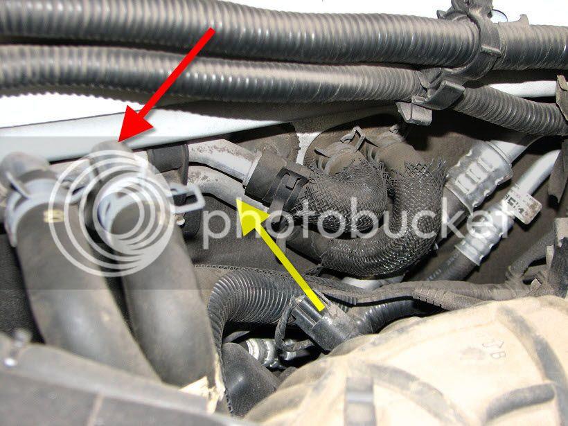 2002 Ford Explorer Heater Hose Diagram