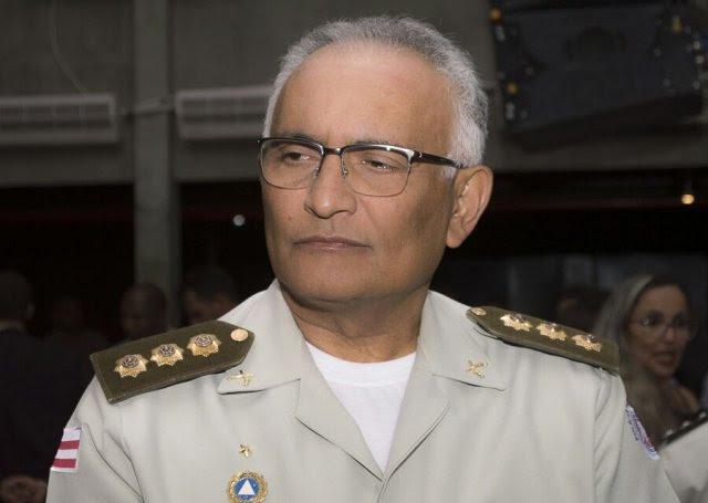 'Se eu chego na hora iria arrancá-lo do trio',  diz coronel sobre Igor Kannário na Micareta