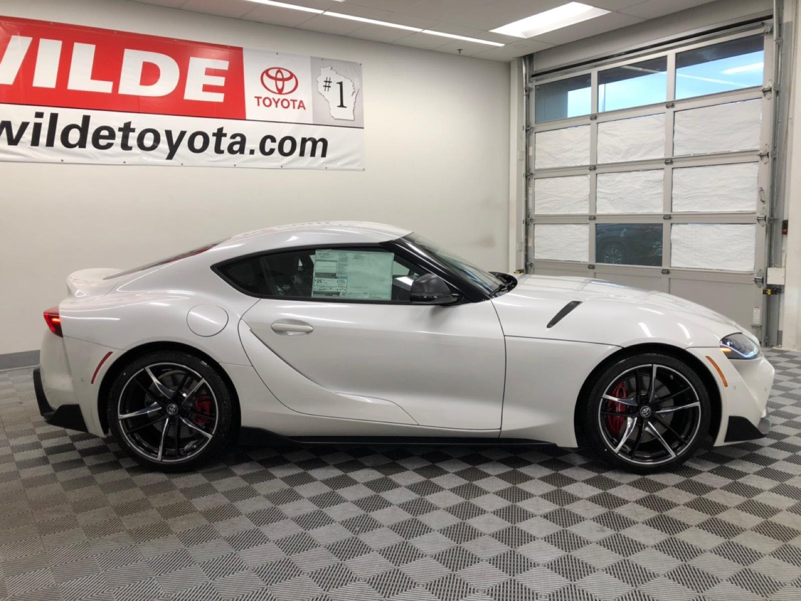 new 2021 toyota gr supra 30 premium auto 2dr car in