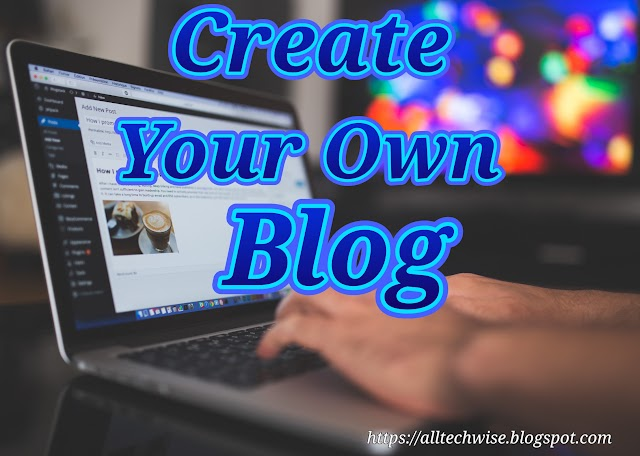 How to create a blog|Blogging tutorial #1