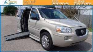 Buick Wheelchair Vans For Sale Blvd Com
