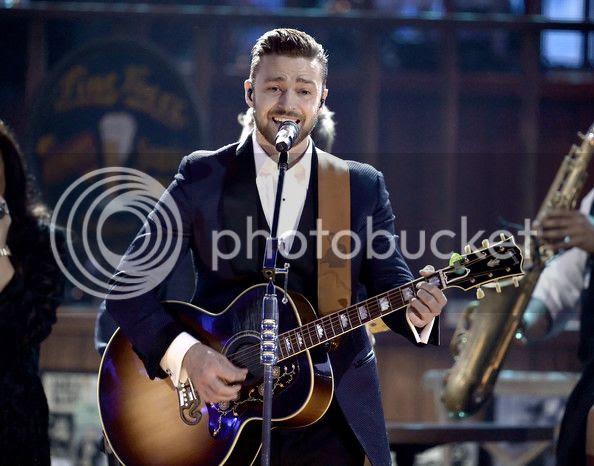 Watch: Justin Timberlake performs 'Drink You Away' at AMAs...