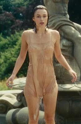 Keira Knightley in a bikini