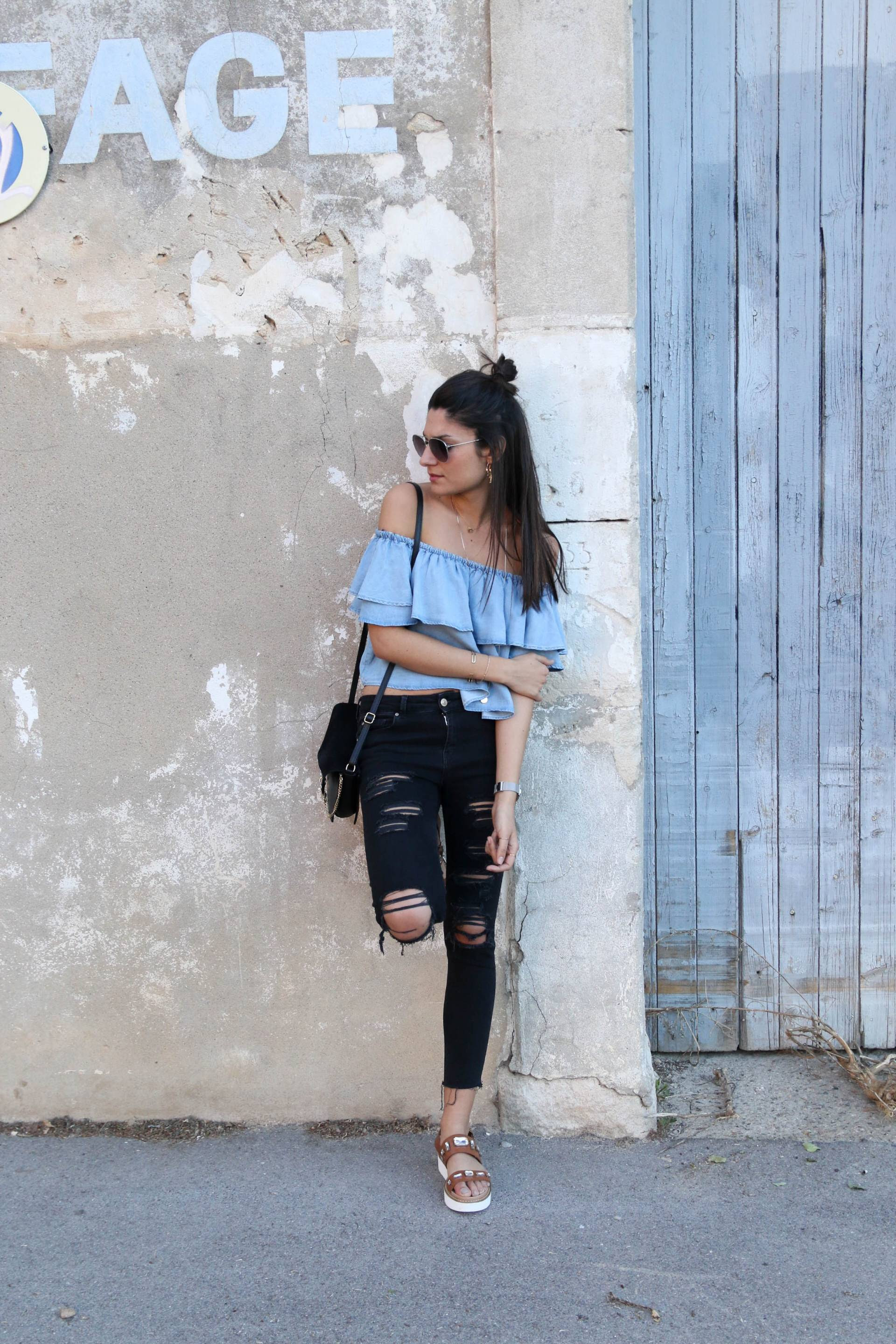 50 incredible outfits with black jeans for the fashion