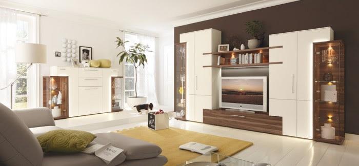 elegant modern living room