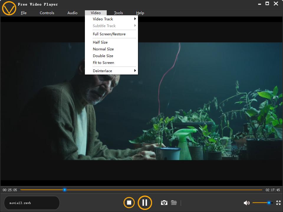 ShiningSoft Free Video Player