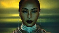 Sade Live password for concert tickets.