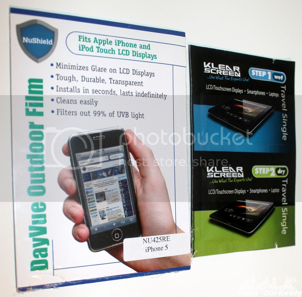 NuShield DayVue Screen Protector