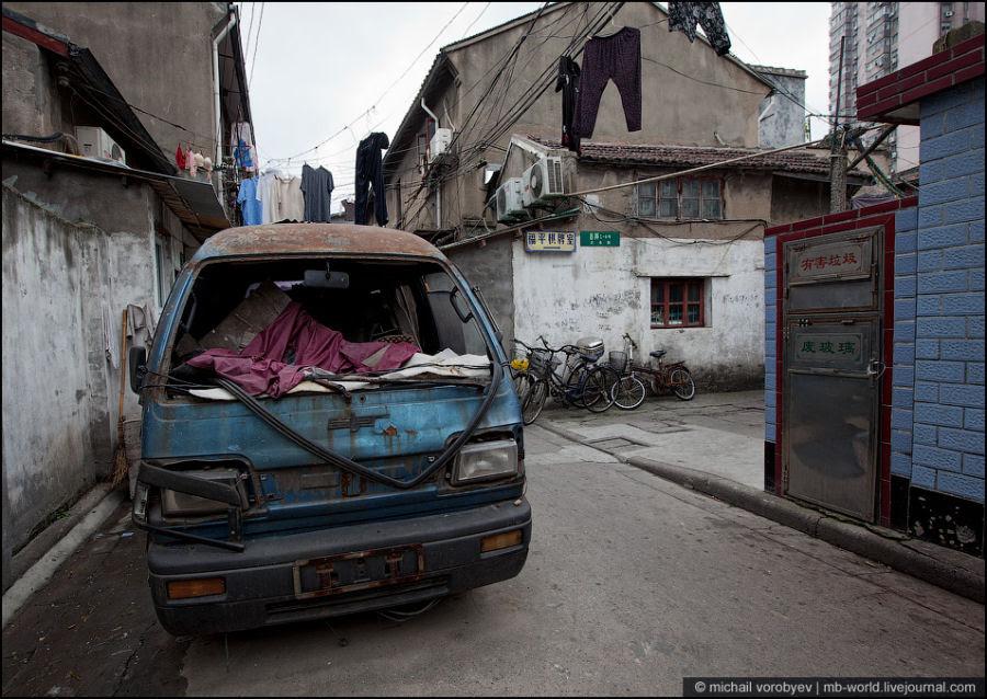 Favelas de Xangai 02