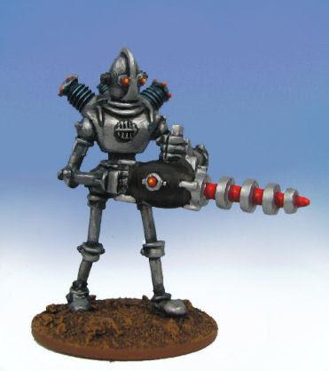 Heavy Support Legionnaire