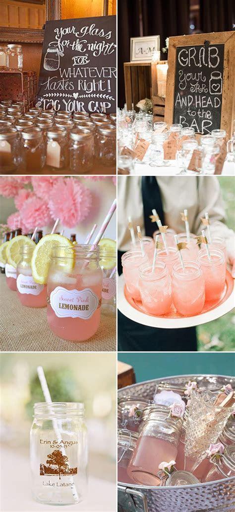 Rustic Wedding Ideas: 30 Ways To Use Mason Jars