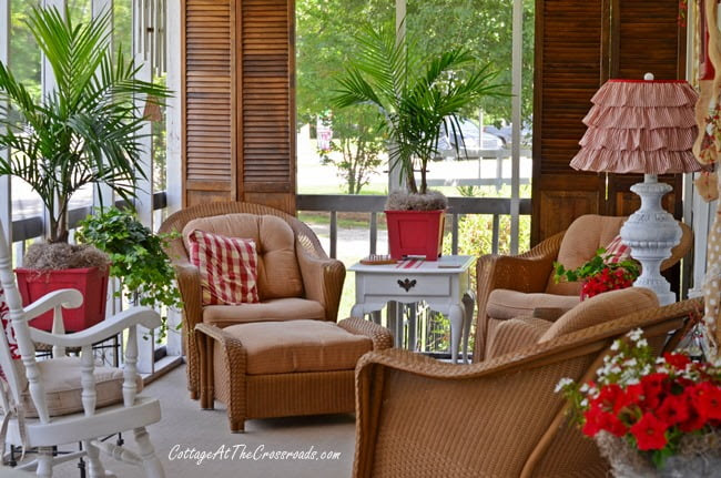 From My Front Porch To Yours-How I Found My Style Sundays-front porch | Cottage at the Crossroads