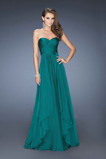 Evening gowns maxi dresses