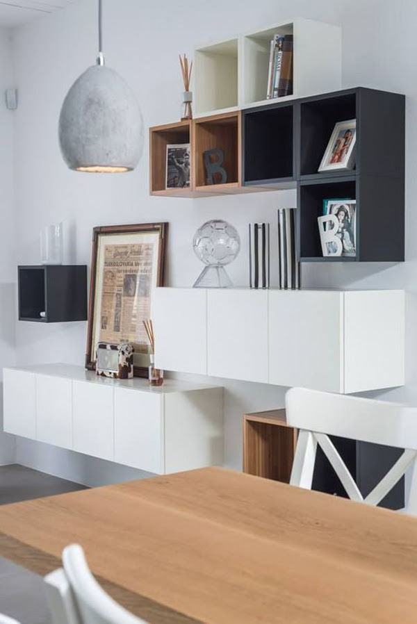 35 Tidy And Stylish IKEA Besta Units | Home Design And ...