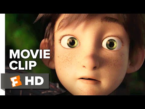 How to Train Your Dragon: The Hidden World NYCC Clip (2018)