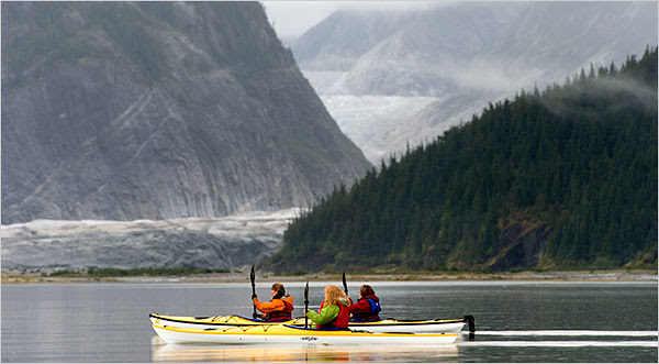 In Alaska, a Wilderness to Call Your Own
