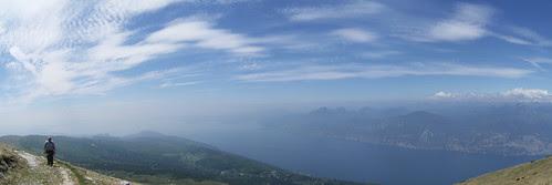 Wolfgang and The Garda Lake
