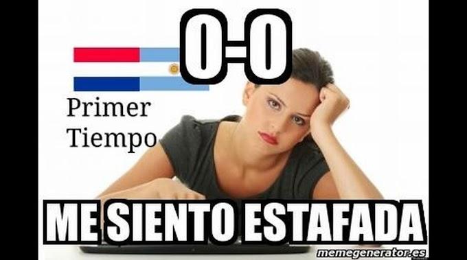 Los mejores memes de Holanda 0 - Argentina 0 #Brasil2014