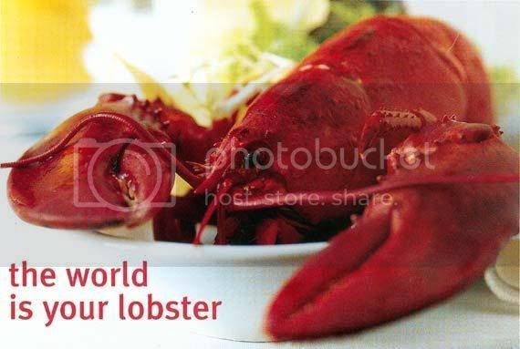 world is your lobster