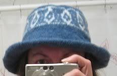 Motif'd Hat