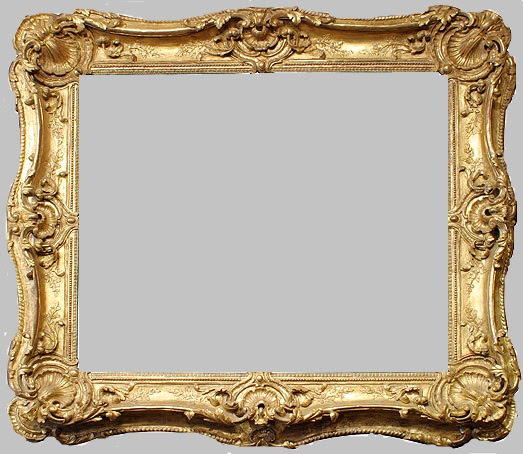 Old Frame Appraisal Valuation And Auction Sale French Painters