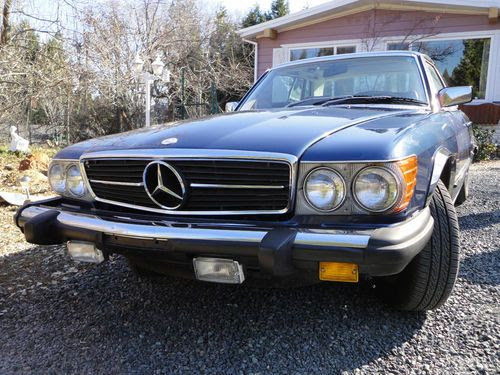 Purchase used CLASSIC 1980 Mercedes-Benz 450SLC Base Coupe ...